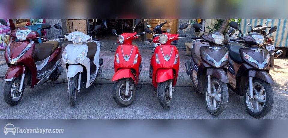 Thuê xe máy Nha Trang - hinh 01